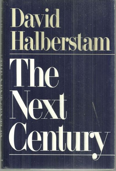 NEXT CENTURY, Halberstam, David