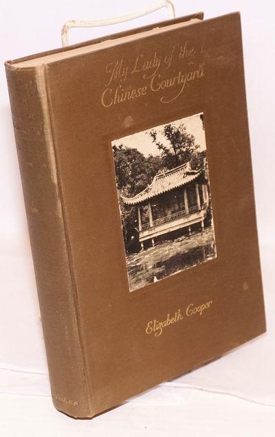 New York: Frederick A. Stokes Company, 1914. 262p., lightly shelfworn hardcover, binding sturdy, bla...