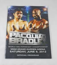 Pacquiao Bradley Official Program