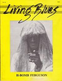 Living Blues Magazine 1986 H-Bomb Ferguson #69
