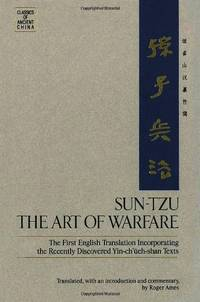 image of The Art of Warfare (Classics of Ancient China): 0000