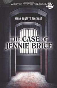 image of The Case of Jennie Brice (Dover Mystery Classics)