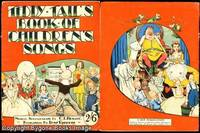 Teddy Tail's Book of Children's Songs with Musical Arrangements