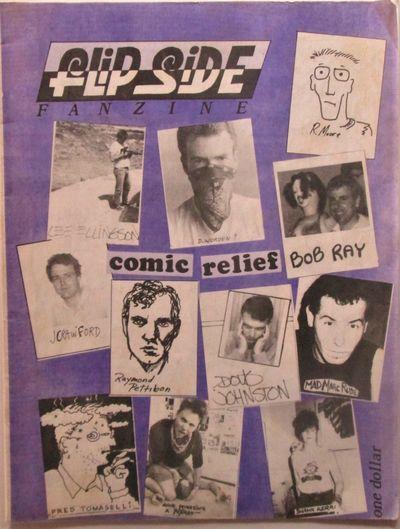 Flip Side (Flipside) Fanzine #33