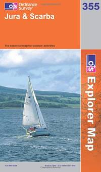 image of Jura and Scarba (OS Explorer Map Series)