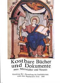 Kostbare Bücher und Dokumente aus Mittelalter und Neuzeit.
