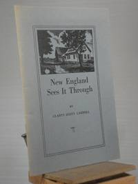 New England Sees It Through AND Mist on the Mirror by Gladys Hasty Carroll - Paperback - Unknown Unknown - 1969 - from Henniker Book Farm and Biblio.co.uk