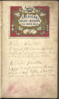 Domestic Cookery, useful receipts, and hints to young housekeepers. Third edition