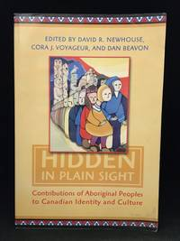 image of Hidden in Plain Sight; Contributions of Aboriginal Peoples to Canadian Identity and Culture