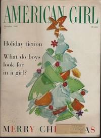 AMERICAN GIRL MAGAZINE DECEMBER 1960