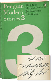 image of Penguin Modern Stories 3 (First Edition, signed by Philip Roth)
