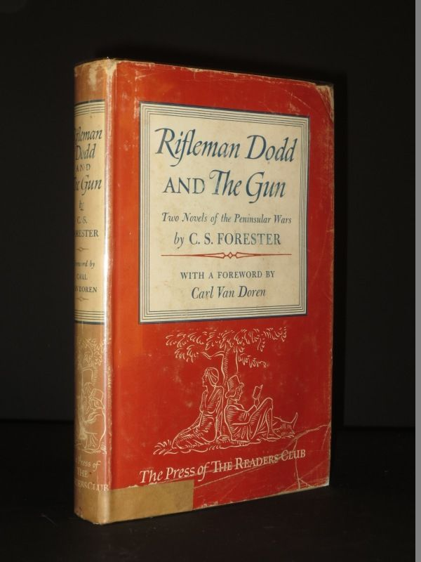 the riflemans dodd Rifleman dodd and the gun forester, c s boston: little, brown & co 1943  first edition hardcover near fine / very good one of 4000 copies the first.
