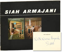 image of Siah Armajani: Kunsthalle Basel - Stedelijk Museum Amsterdam (First Edition)