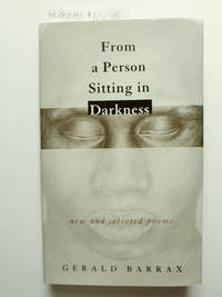 From a Person Sitting in Darkness