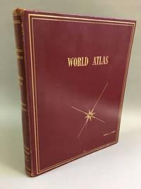 Rand McNally Cosmopolitan World Atlas by Rand McNally and Company - First Edition - 1958 - from DuBois Rare Books (SKU: 004079)