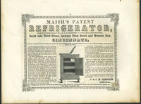 image of American Commercial Advertising - Maish's Patent Refrigerator