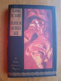 Death in Laquer Red by  Jeanne M Dams - Signed First Edition - 1999 - from Scene of the Crime Books, IOBA (SKU: 18821)