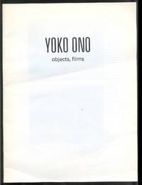 (Exhibition catalog): Yoko Ono: Objects, Films