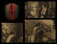 Obras… El ingenioso hidalgo Don Quijote de la Mancha