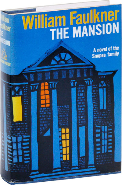 New York: Random House, 1959. First American Edition. First Printing. Octavo; blue-green cloth, with...