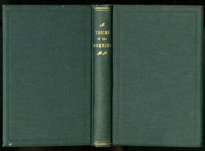 Boston: Wallace Spooner, 1904. Second Edition. Hardcover (Original Cloth). Near Fine Condition. Brig...