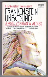 Frankenstein Unbound by  Brian W Aldiss - Paperback - First Thus - First Printing - 1975 - from bookarrest and Biblio.co.uk