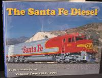 The Santa Fe Diesel by Priest Dr. Cinthia - Stated First Printing - 1998 - from Montanita Publishing  and Biblio.com
