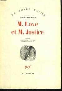 M.  LOVE ET M.  JUSTICE.
