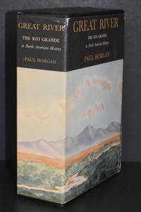 image of Great River; The Rio Grande in North American History (2 Volumes in Slipcase)