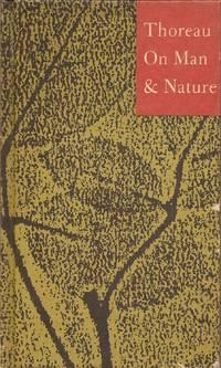 image of Thoreau on Man & Nature