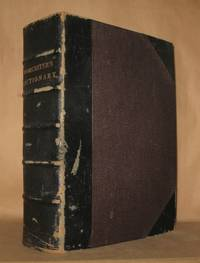 DICTIONARY OF ENGLISH LANGUAGE by Joseph E. Worcester - Hardcover - 1860 - from Andre Strong Bookseller and Biblio.com