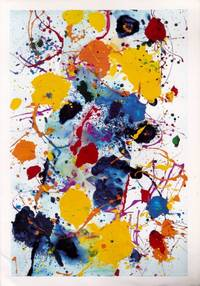 Sam Francis Paintings on Paper October 13 to November 5, 1983 Andre Emmerich Gallery Announcement