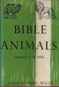 image of Bible Animals -  Mammals of the Bible