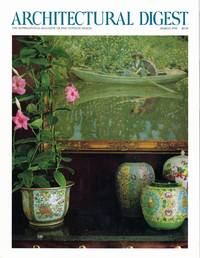 image of Architectural Digest - March 1993, Vol. 50, No.3 [JOURNAL]