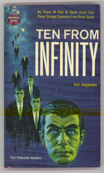 Derby, Connecticut: Monarch Books, 1963. Small octavo, pictorial wrappers. First edition. Monarch Bo...