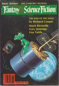 The Magazine of Fantasy & Science Fiction, June 1980 (Vol 58, No 6)