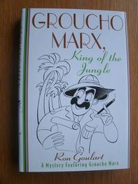 image of Groucho Marx, King of the Jungle