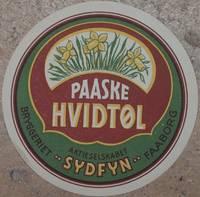 PAASKE HVIDTOL  SYDFYN FAABORG<BR>