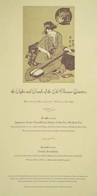 The sights and sounds of the Edo pleasure quarters. Wesleyan University, March 28, 1997