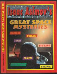image of Isaac Asimov's Great Space Mysteries