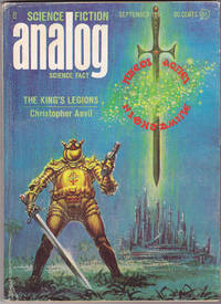 Analog Science Fiction / Science Fact, September 1967 (Volume 80, Number 1)