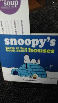 Snoopy''s facts & Fun book about Houses