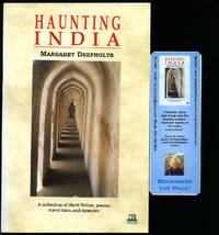 Haunting India | A Collection of Short Fiction, Poems, Travel Tales and Memoirs + Bookmark