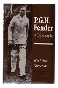 P.G.H. Fender : A Biography