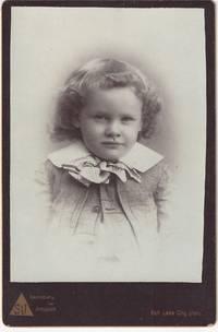 'Aunt Jane' [unidentified child]