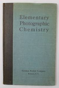 ELEMENTARY PHOTOGRAPHIC CHEMISTRY