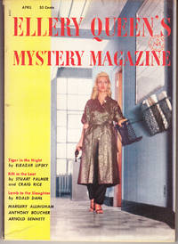 Ellery Queen's Mystery Magazine April 1955, Vol. 25 No. 137