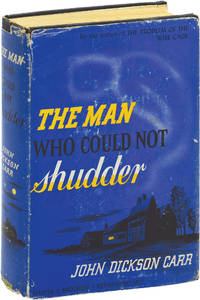 image of The Man Who Could Not Shudder (First Edition)