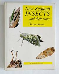 image of New Zealand Insects and Their Story