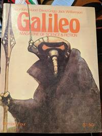 Galileo Magazine Of Science & Fiction Number Four July 1977